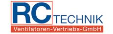 RC-TECHNIK.com – Bahntechnik, Energietechnik, Klimatechnik Logo
